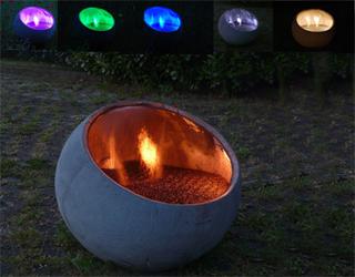 LED-Beleuchtung für die Wasserkugel (in allen Farben erhältlich)