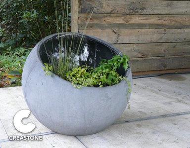 Design Pflanzschale + Wasser